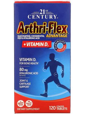 21st Century Arthri Flex advantage (120 таб.)