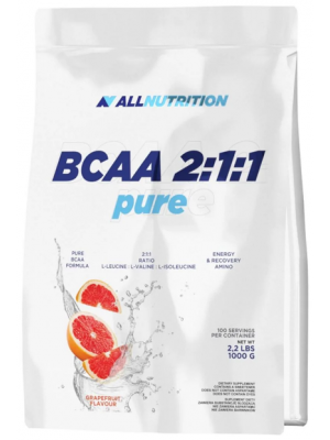 AllNutrition BCAA 2-1-1 Pure (1000 гр.)