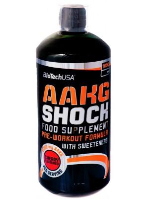 BioTech (USA) AAKG Shock Extreme (1000 мл.)