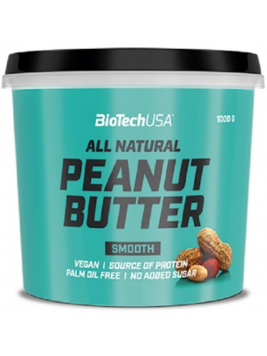 BioTech (USA) Peanut Butter Smooth (1000 гр.)