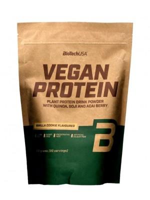 Растительный протеин (соевый) BioTech (USA) Vegan Protein (500 гр.)