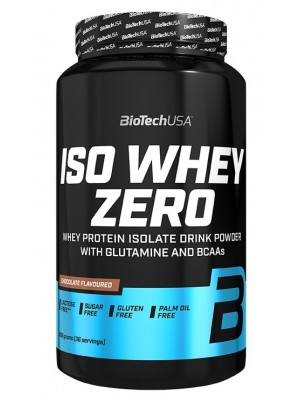 Сывороточный протеин BioTech (USA) Iso Whey Zero (908 гр.)