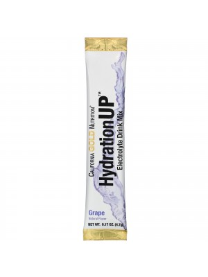California Gold Nutrition Hydration Up Electrolyte Drink Mix (1 пак.)