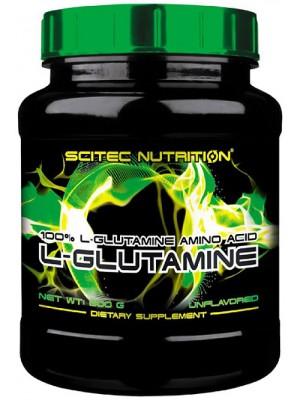 Scitec Nutrition L-Glutamine (600 гр.)