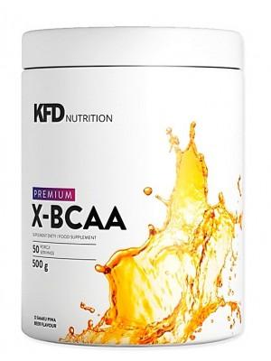 BCAA KFD Nutrition X-BCAA (500 гр.)