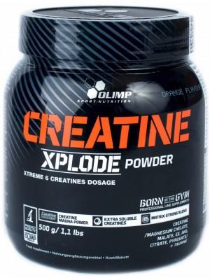 Многокомпонентный Olimp Nutrition Creatine Xplode (500 гр.)