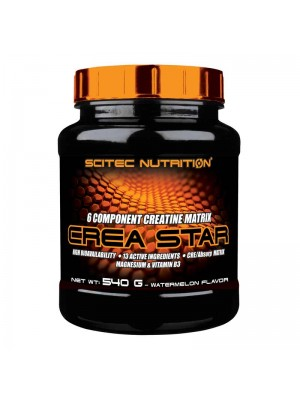 Креатин Scitec Nutrition Crea-Star (540 гр.)