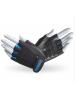 Перчатки Перчатки Mad Max Rainbow MFG 251 (Черный-Голубой)