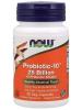 Пробиотики и ферменты NOW Probiotic-10 25 Billion (30 капс.)