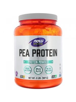 NOW Sports Pea Protein (907 гр.)