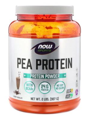 NOW Sports Pea Protein (907 гр.)