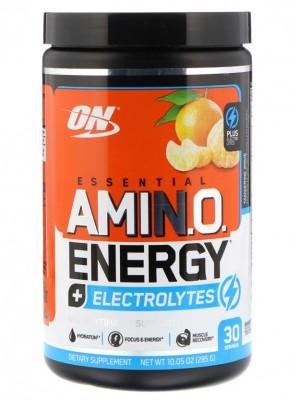 Optimum Nutrition Amino Energy + Electrolytes (285 гр.)