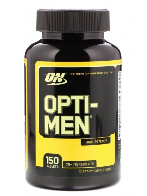 Мультивитамины Optimum Nutrition Opti-Men (150 таб.)
