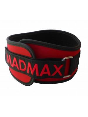 Атлетический пояс Mad Max MFB-421 (Красный)