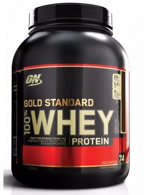 Сывороточный протеин Optimum Nutrition Gold Standard 100% Whey Protein (2273 гр.)
