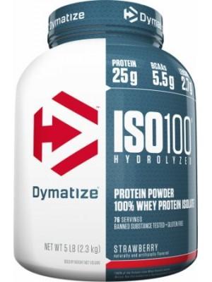 Сывороточный протеин Dymatize Nutrition ISO-100 (2273 гр.)