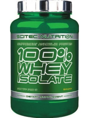Scitec Nutrition 100% Whey Isolate (700 гр.)
