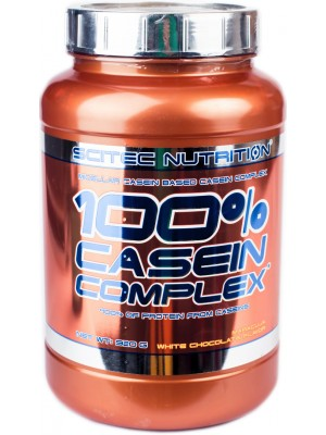 Казеин Scitec Nutrition 100% Casein Complex (908 гр.)