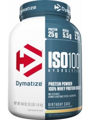 Dymatize Nutrition ISO-100 (1360 гр.)