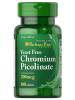 Минералы Puritan's Pride Chronium Picolinate 500mcg (100 таб.)