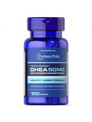 Puritan's Pride DHEA 50mg (100 таб.)