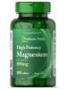 Минералы Puritan's Pride Magnesium 500mg (100 таб.)