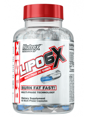 Nutrex Lipo 6X (60 капс.)