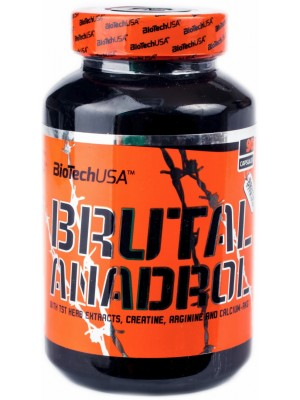 BioTech (USA) Brutal Anadrol (90 капс.)
