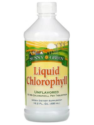 Sunny Green Liquid Chlorophyll (480 мл.)