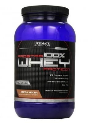 Ultimate Nutrition Prostar 100% Whey (907 гр.)