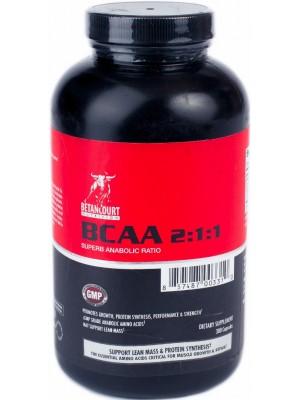 Betancourt Nutrition BCAA 2:1:1 (300 капс.)