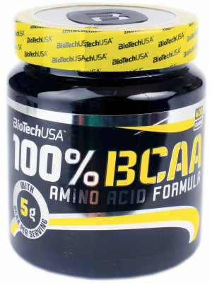 BCAA BioTech (USA) 100% BCAA (400 гр.)