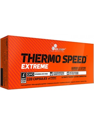 Жиросжигатели Olimp Nutrition Thermo Speed Extreme (120 капс.)
