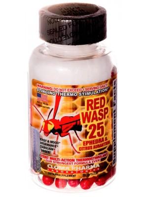 Жиросжигатели Cloma Pharma Red Wasp 25 (75 капс.)